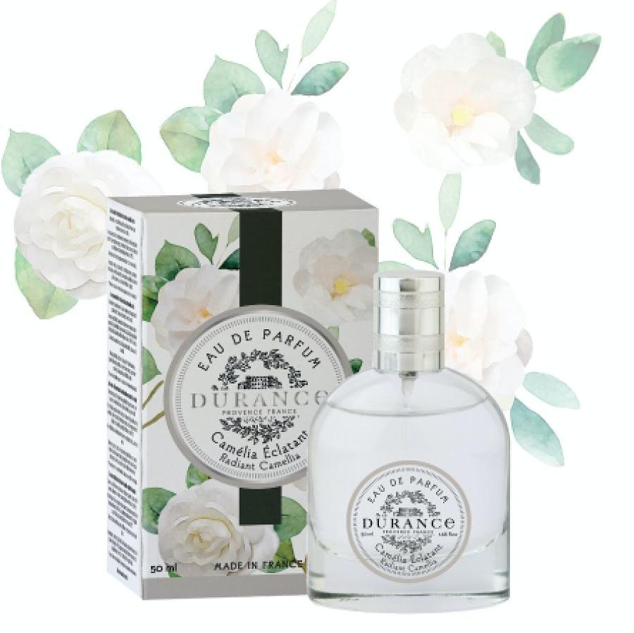 Eau de Parfum 50ml – Radiant Camellia