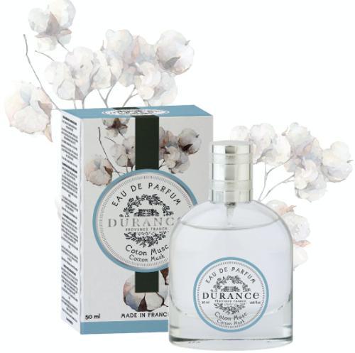 Eau de Parfum 50ml – Cotton Musk