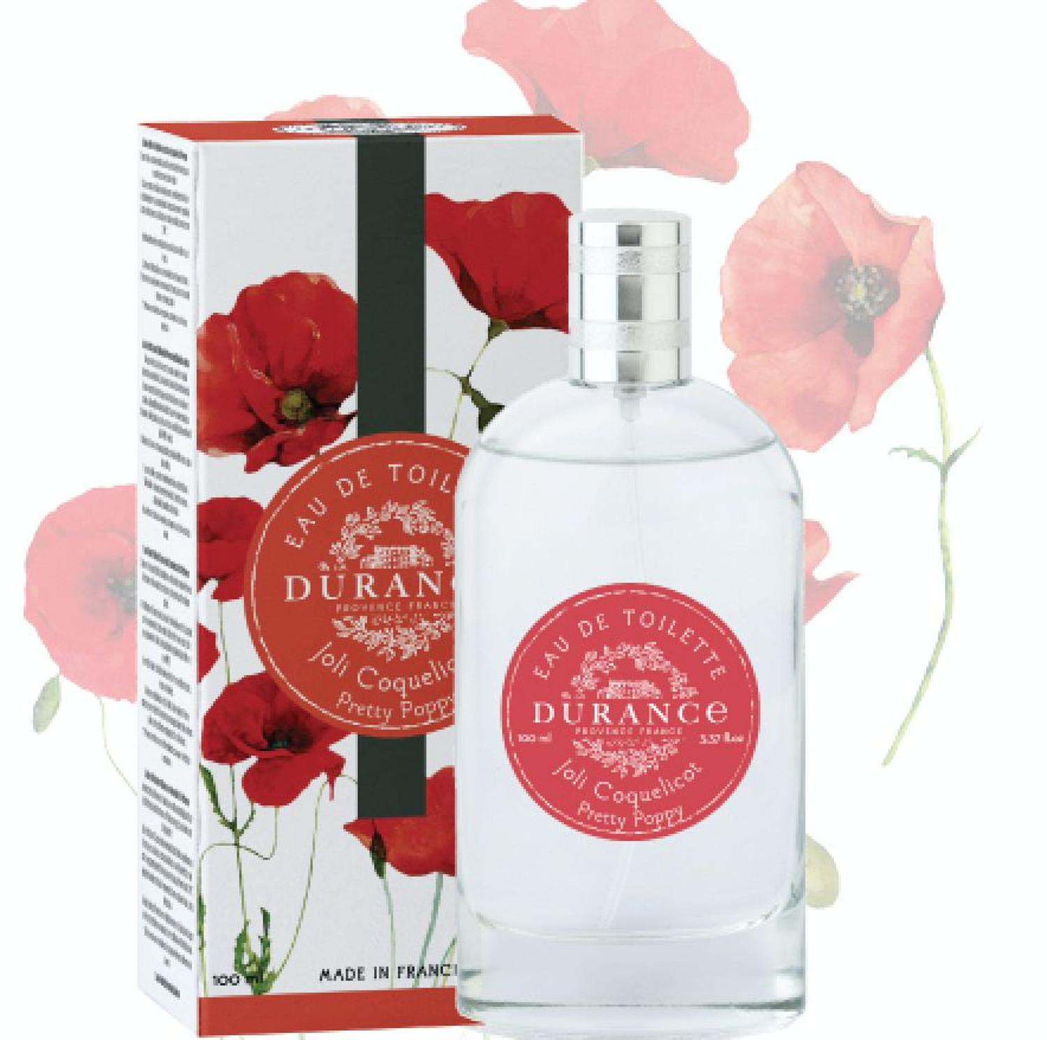Eau de Toilette 100ml – Pretty Poppy