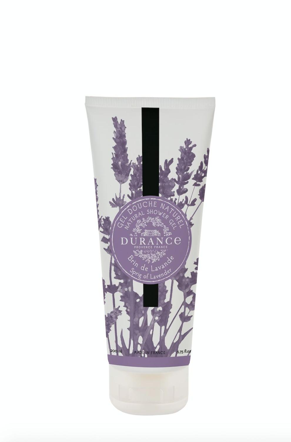 Natural Shower Gel 200ml – Sprig of Lavender