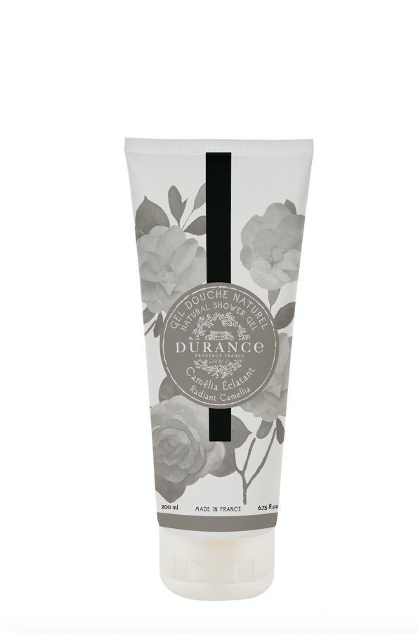 Natural Shower Gel 200ml – Radiant Camellia