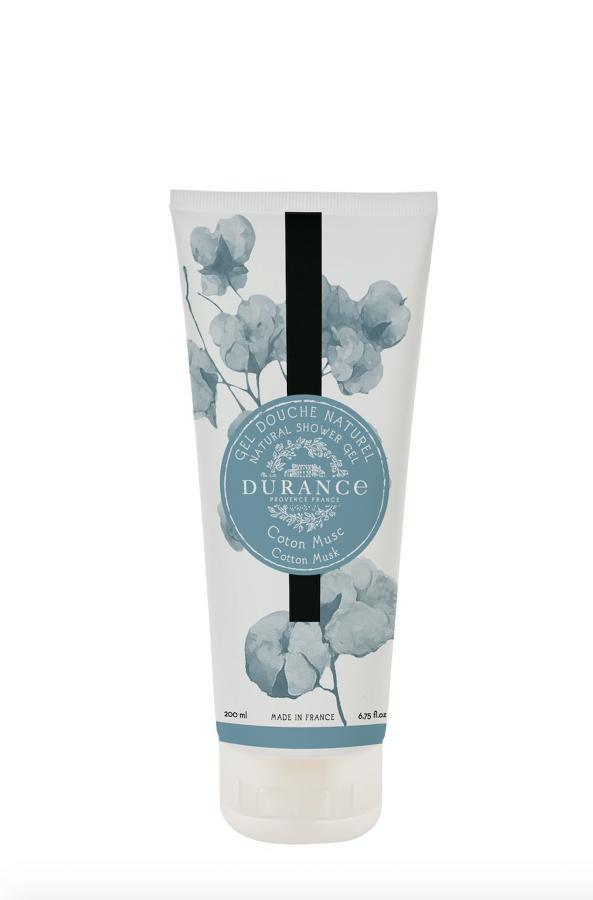Natural Shower Gel 200ml – Cotton Musk