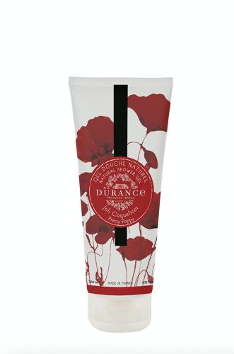 Natural Shower Gel 200ml – Pretty Poppy