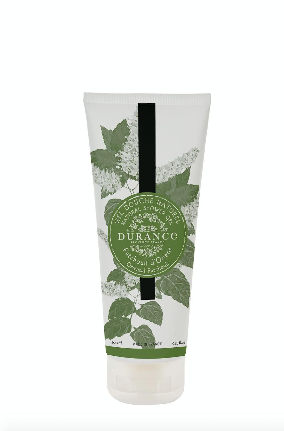 Natural Shower Gel 200ml – Oriental Patchouli