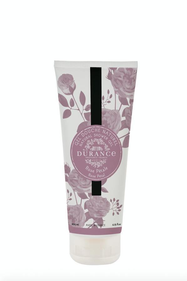Natural Shower Gel 200ml – Rose Petal