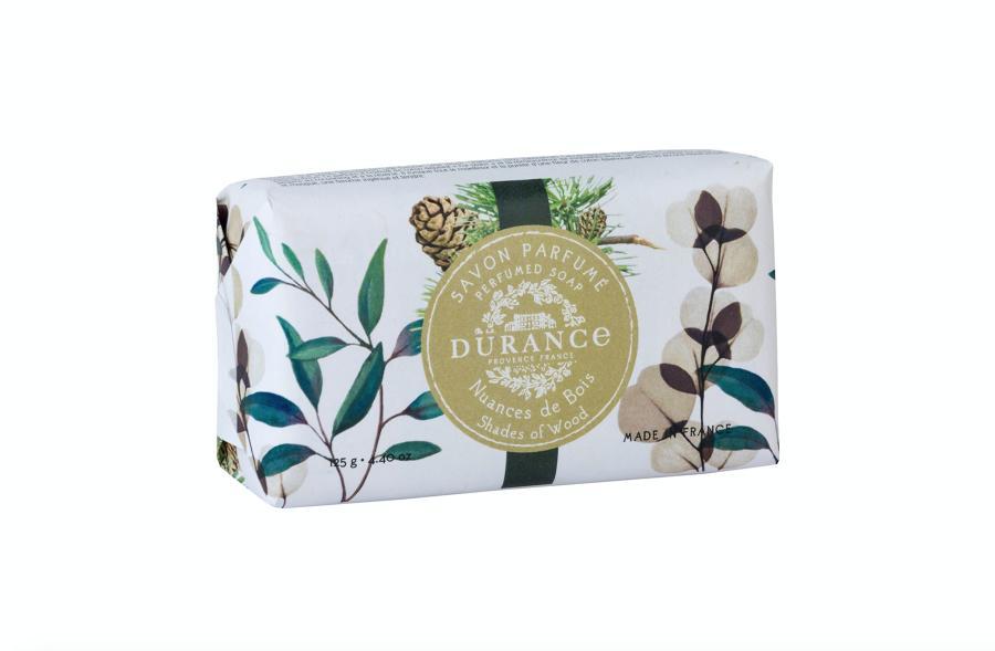 Perfumed Soap 125g Shades of Wood