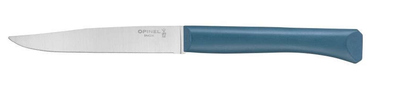 Bon Apetit - Serrated steak knife with polymer handle - Teal Blue