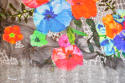 Floral Digital Print Scarf - picture 2