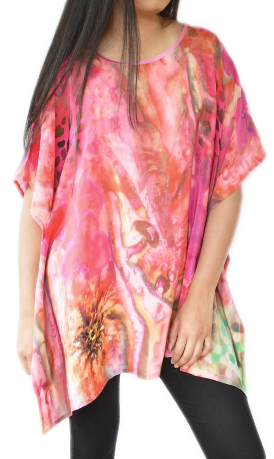 Quartz Silk Kaftan