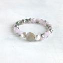 Annie bracelet vintage rose - picture 1