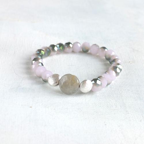 Annie bracelet vintage rose