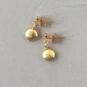 Nugget bud earrings - picture 1