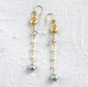 Downton pearl earrings - picture 1
