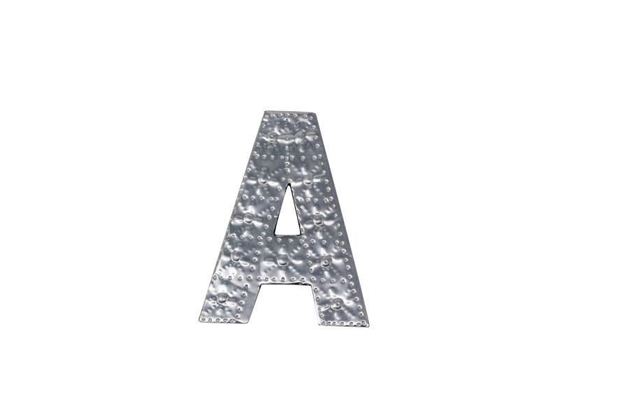 10cm Aluminium Letters A-Z