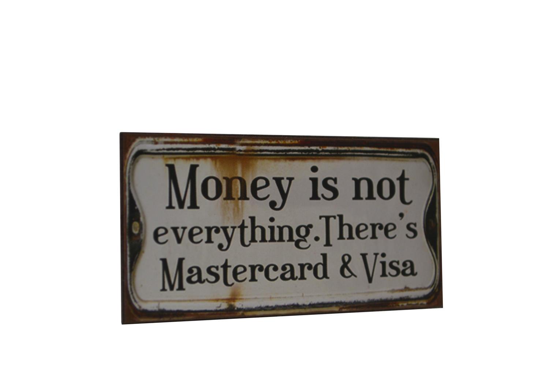 Moneys not everything Magnet