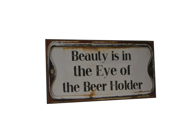 Beauty is in the eye.. Magnet