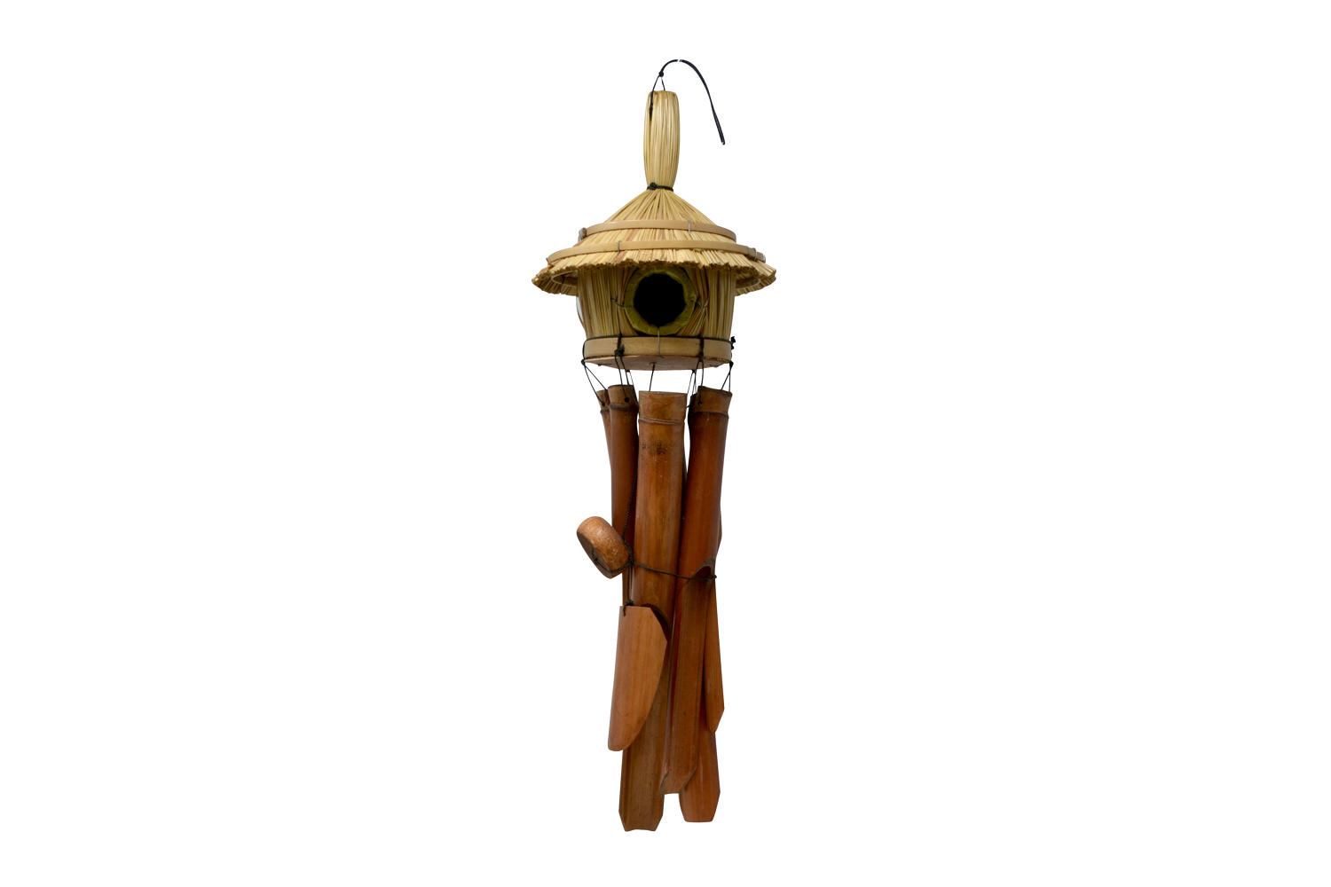 Hut Wind Chime
