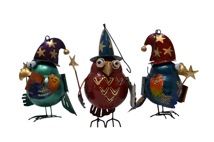 Wizard Owl Tea light