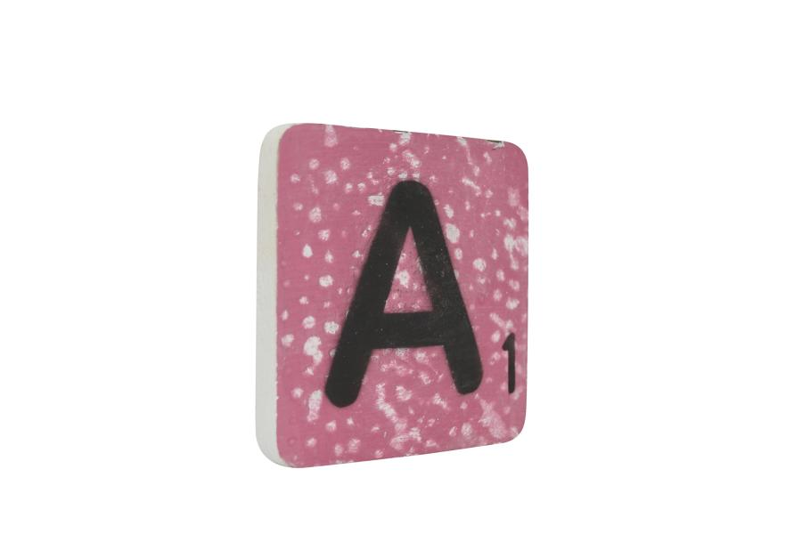 Scrabble Coasters and Tiles