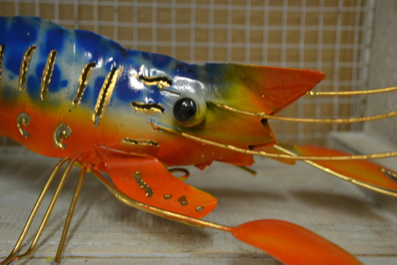Metal Lobster