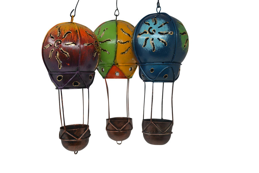 Hot Air Balloon Tealight