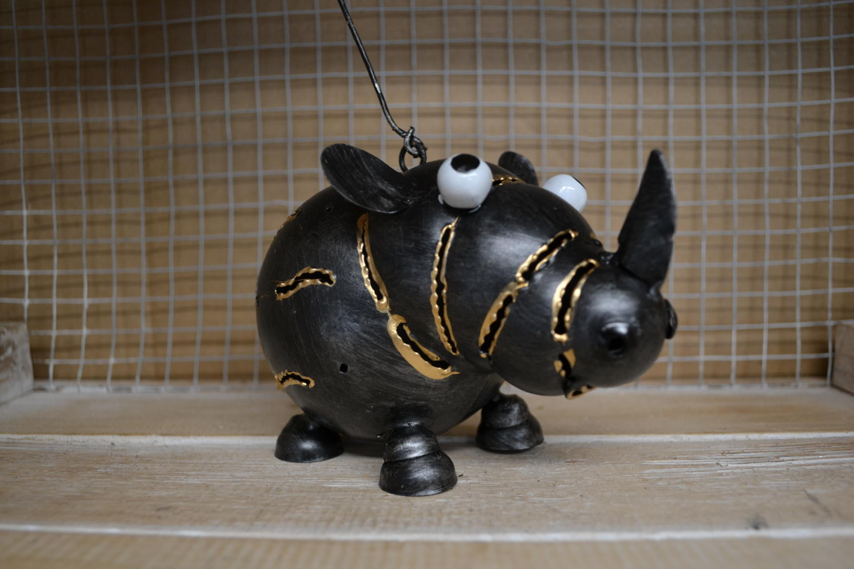 Rhino Tea light