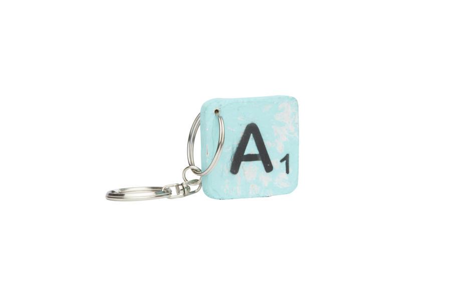 Scrabble Key Rings A-Z