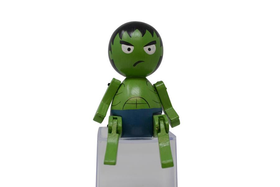 Round Sitting Hulk