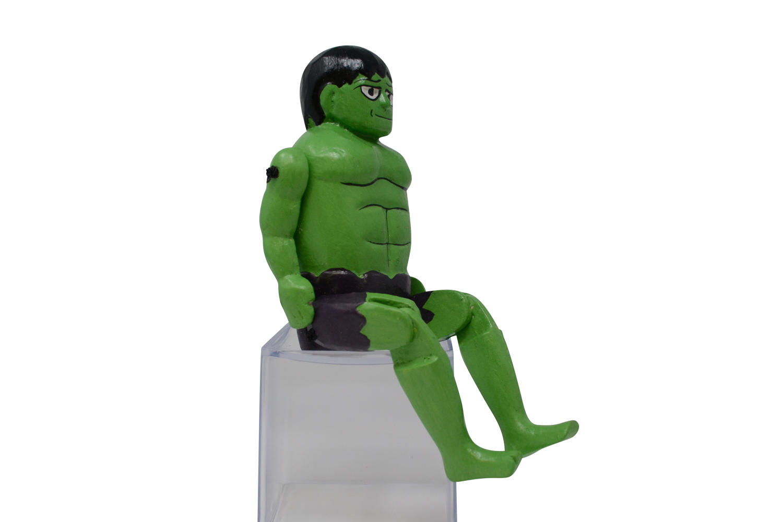 15cm Sitting Hulk