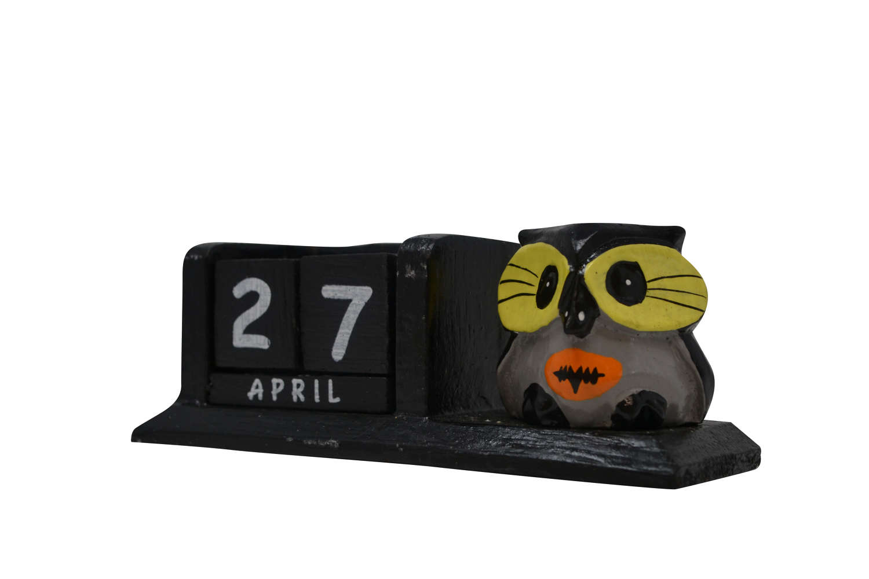 Character Owl Calendars