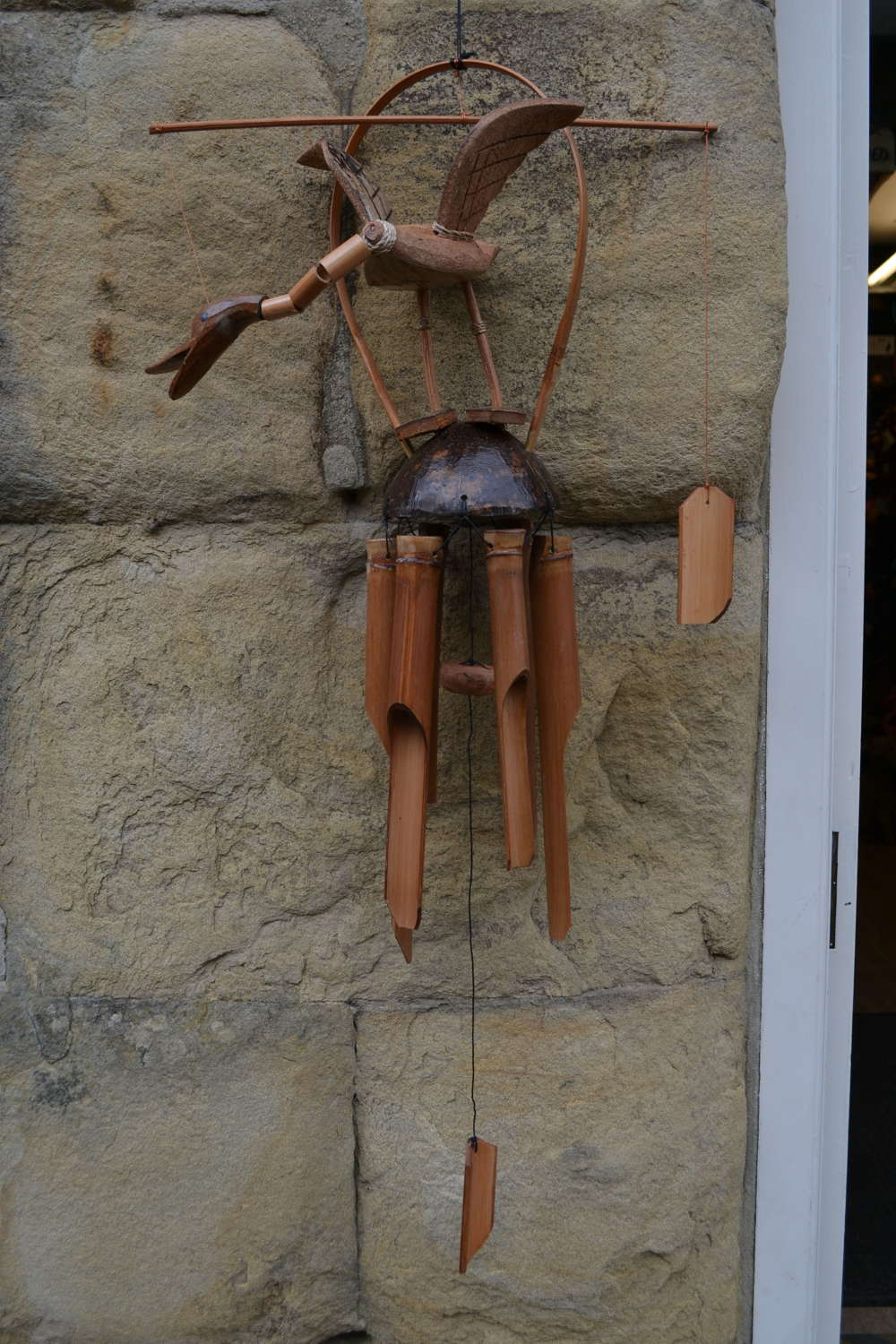 Duck Wind Chime