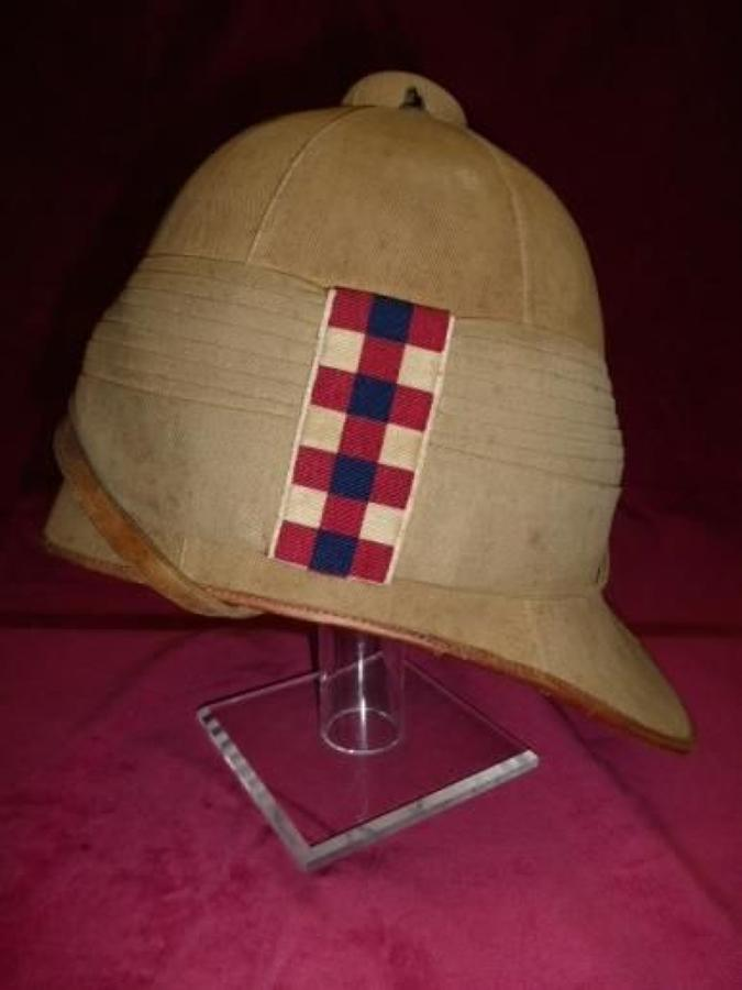 Scots Guards British Pattern 1877 Foreign Service Helmet