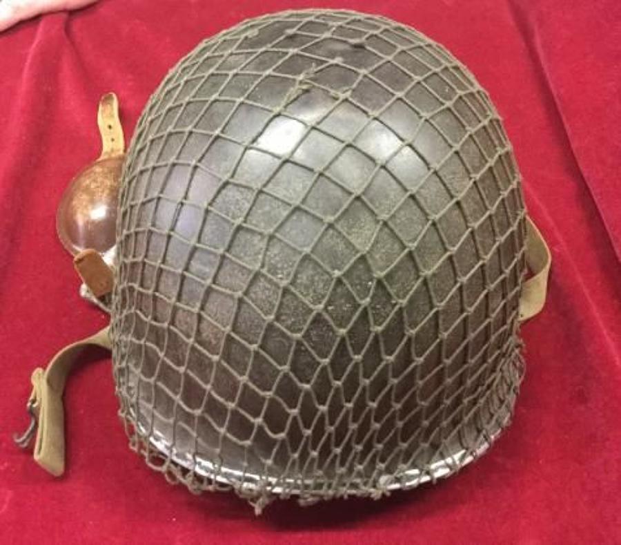 M1 Fixed Bale Airborne Helmet