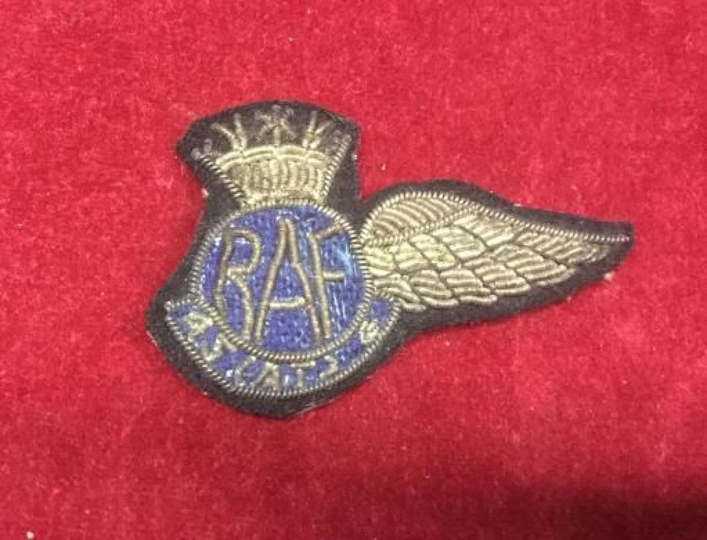 WW2 RAF 45 Atlantic Transport Group 1/2 Wing