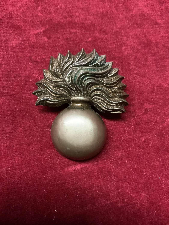 Grenadier Guards Plastic Cap Badge