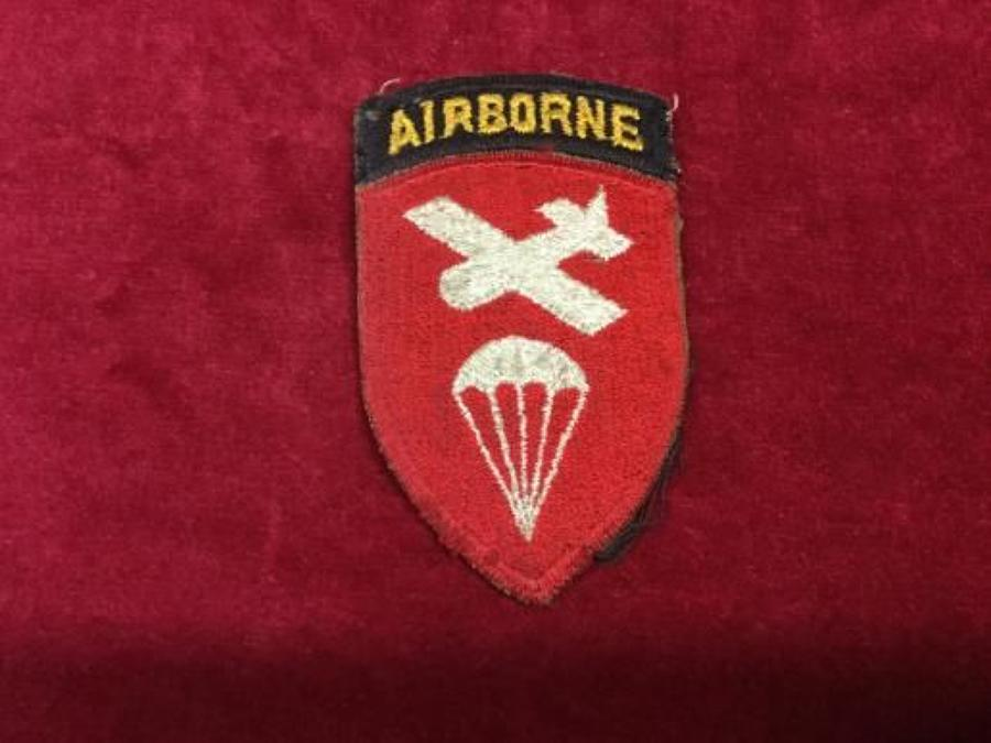 US Airborne Command Patch