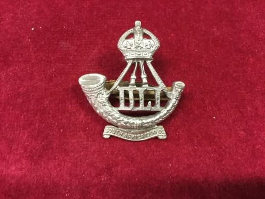 Durham Light Infantry 5th-9th Battalions Officers Insignia