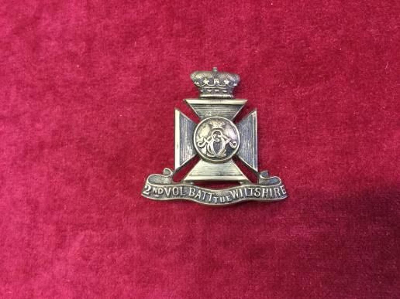 2nd Volunteer Battalion Wiltshire Regiment