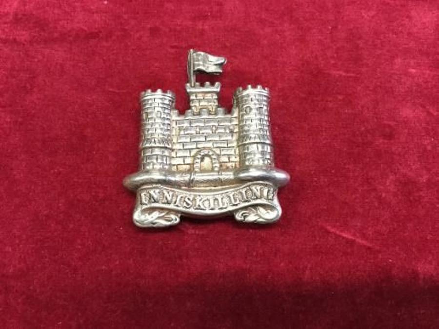 6th Inniskilling Dragoons SNCO's Victorian arm badge