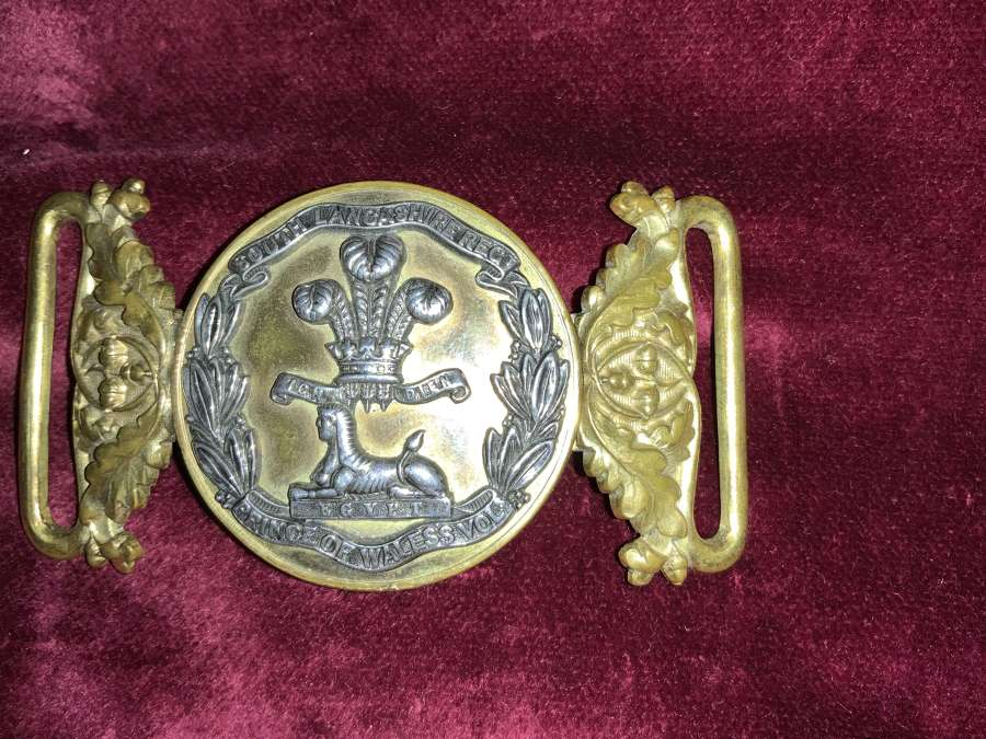 South Lancashire Regiment, Prince Of Wales's Volunteers
