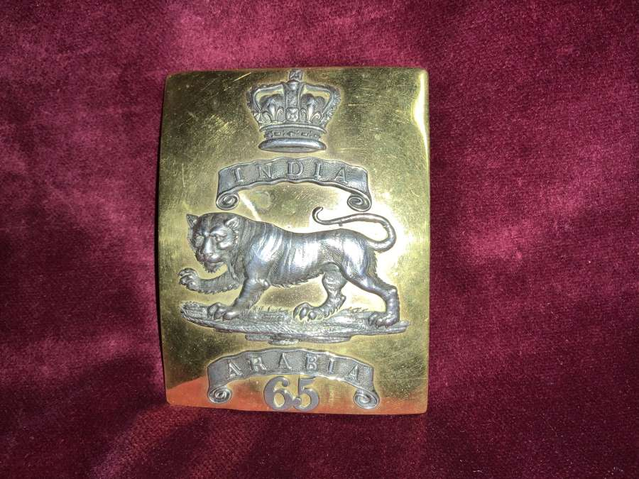 The 65th (2nd Yorkshire North Riding) Regiment of Foot