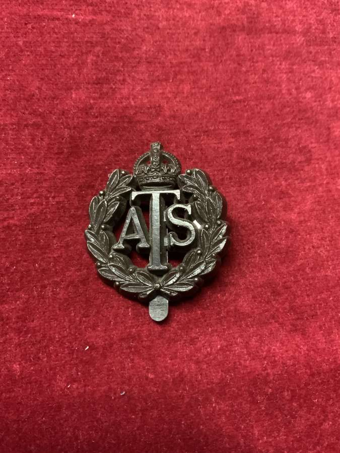 Auxiliary Territorial Service, ATS.