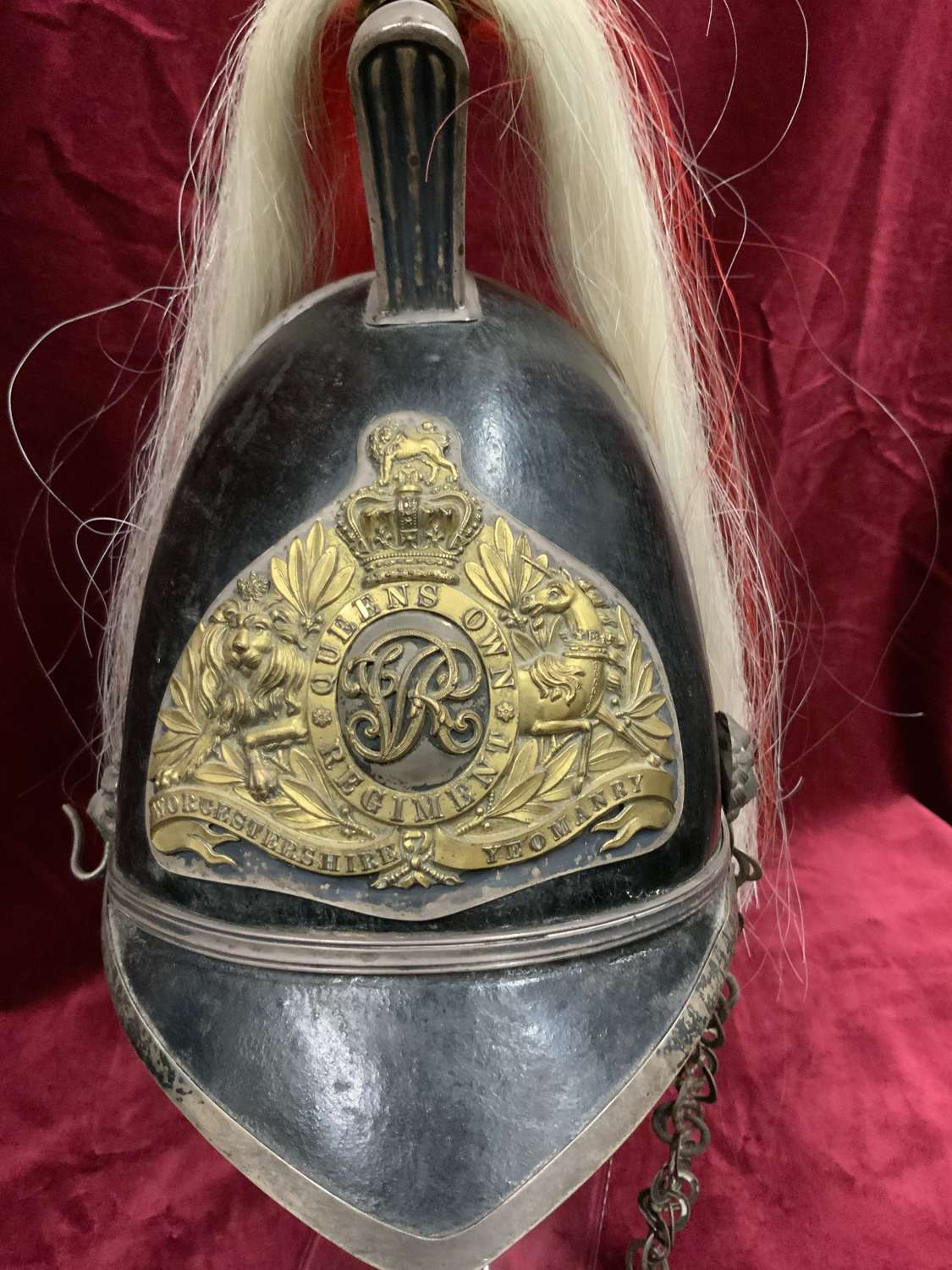 Queens Own Regiment Worcestershire Yeomanry.