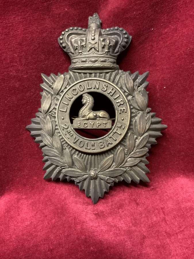 Lincolnshire Regiment, 2nd Volunteer Battalion.