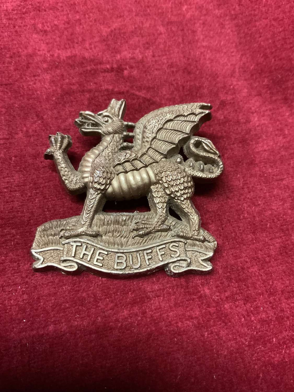 The Buffs, Bronze Coloured Cap Badge.
