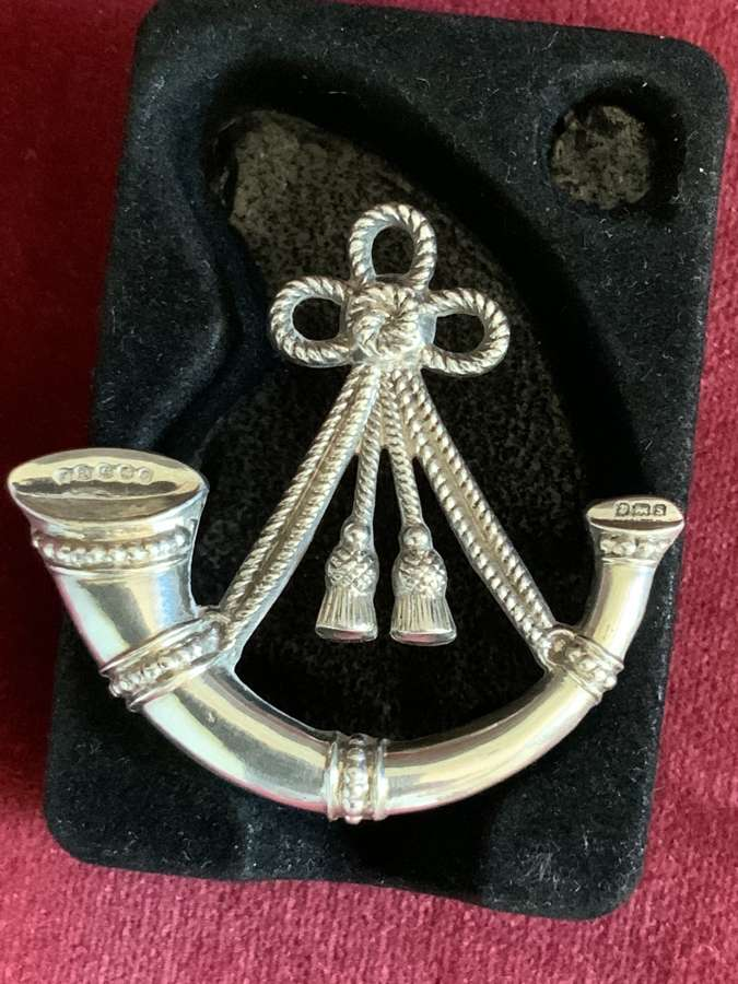 Oxfordshire & Buckinghamshire Light Infantry