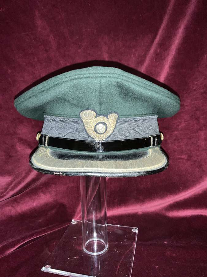 Kings Own Yorkshire Light Infantry, Field Rank Cap.