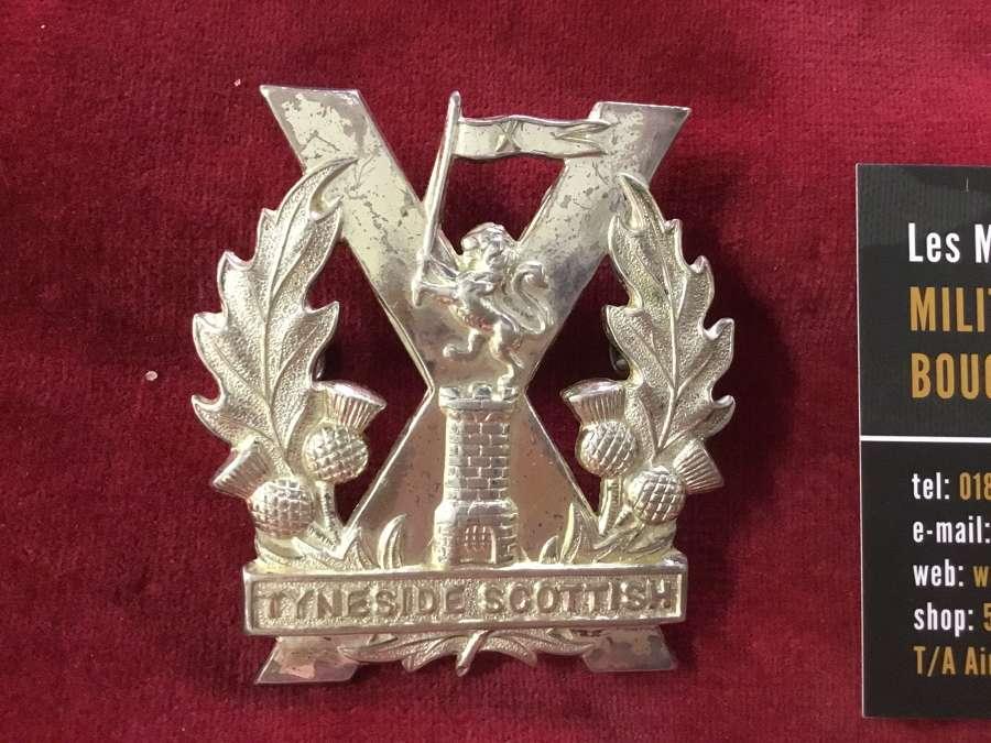 204th (Tyneside Scottish) Bty Royal Artillery Cap Badge
