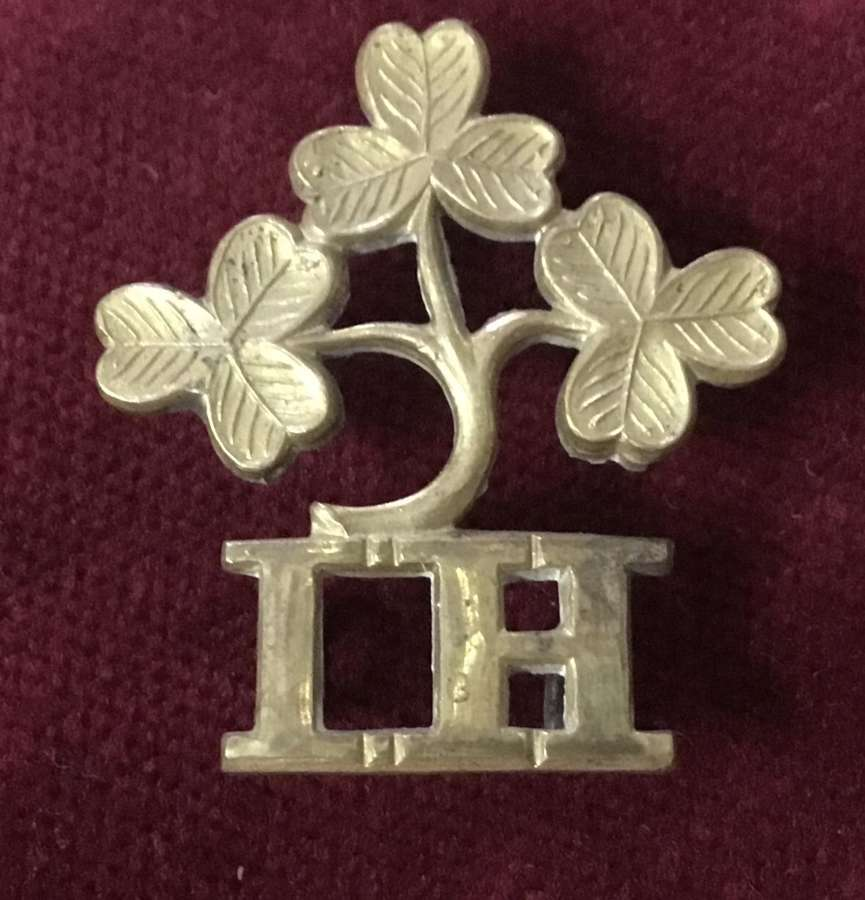 29th (Irish Horse) Imperial Yeomanry Cap/Hat Badge