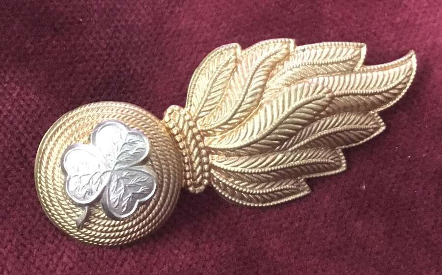 Royal Irish Fusiliers Reserve Regt Cap Badge